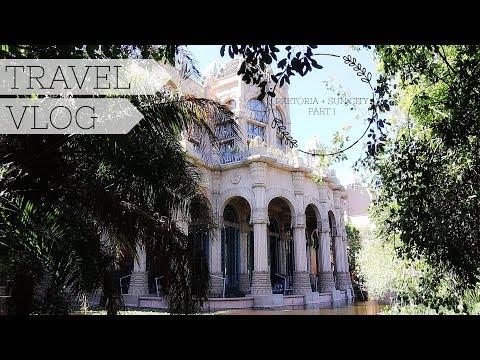 Travel Vlog- Pretoria, South Africa + Sun City Adventures!