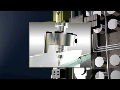HOFFER Flow Meters Deepwater Drilling 3D Animation