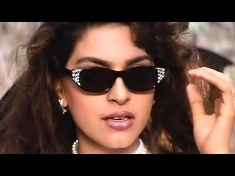 Juhi Chawla, Aamir Khan  Andaz Apna Apna  Comedy Scene 123