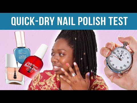 Thumbnail: Women Test Quick-Dry Nail Polishes