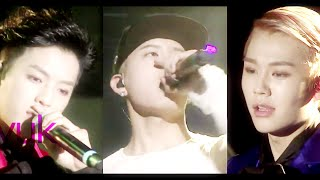 BTOB Neverland ENGLISH lyrics 비투비 네버랜드 일훈 민혁 프니엘라이브노래랩라인 live concert ilhoon minhyuk peniel GNA