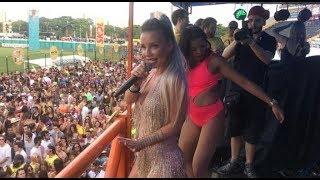 Luciana Abreu - Carnaval Brasil - Bloco California, Ribeirao Preto (fevereiro de 2019)