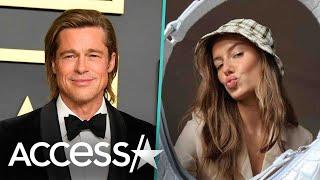 Brad Pitt & Nicole Poturalski Split (Reports)