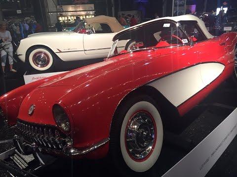 Barrett-Jackson Auto Auction 2016 Scottsdale