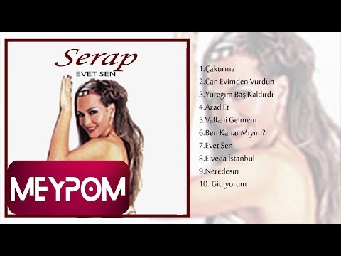 Serap - Can Evimden Vurdun (Official Audio)