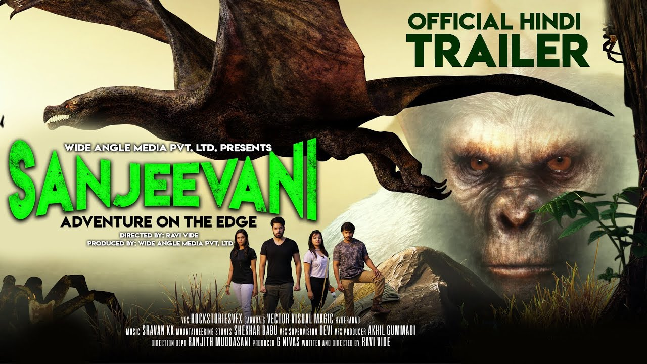 SANJEEVANI - Adventure On The Edge (2019) Official Hindi