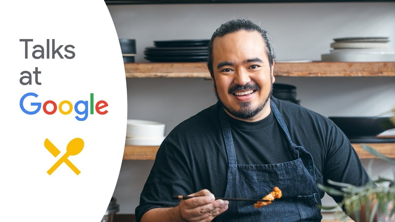 Adam Liaw | Food Journey | Talks at Google