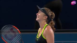 Elina Svitolina - Her all wins against Angelique Kerber