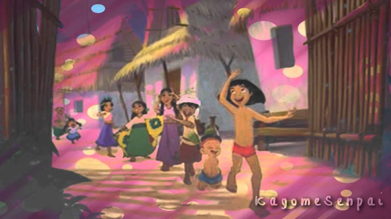Love Me Ariel { Mowgli/Ariel Crossover } - YouTube
