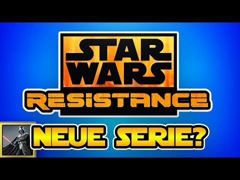 Star Wars: Neue ANIMATIONSSERIE? Star Wars Resistance