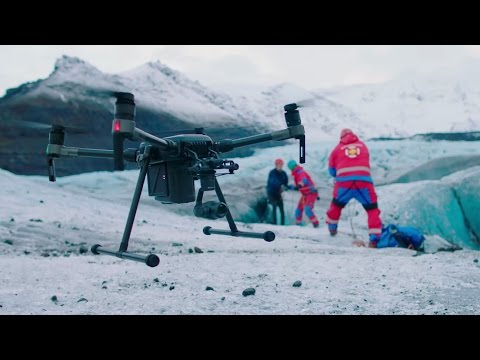 DJI - M200 Series – Search and Rescue in Extreme Environments