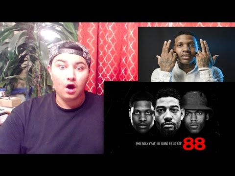 """PnB Rock """"88"""" Feat. Lil Durk & Lud Foe (REACTION)"""