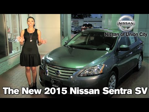 The New 2015 Nissan Sentra - Union City, Atlanta, College Park, GA 2015 Nissan Sentra S SV SL