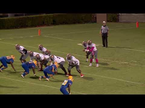 Palatka High Panthers vs Orange Park Raiders- 10-20-17