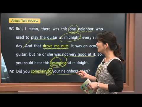 Actual English with Jennifer - Lesson 94. Neighbor Complaints_#001