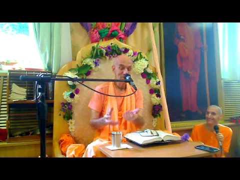 Шримад Бхагаватам 3.28.12-13 - Тривикрама Свами