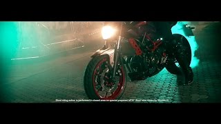 Yamaha MT-07 Moto Cage (FZ-07), 2015 official