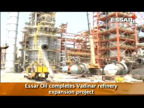 Essar Oil Completes Vadinar refinery Expansion Project