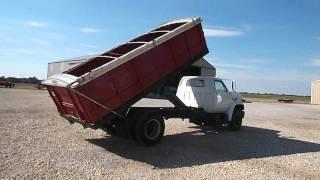 1980 GMC 7000 Grain/Dump Truck
