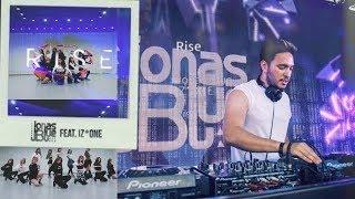 Jonas Blue Feat Iz*one (rise) Dance Ver