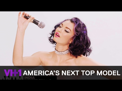 India's Katy Perry Look Is Uncanny | America's Next Top Model