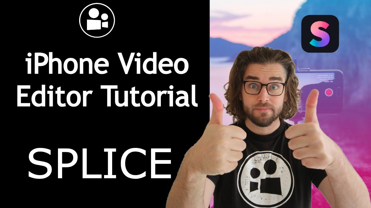 splice video editor for iphone Archives