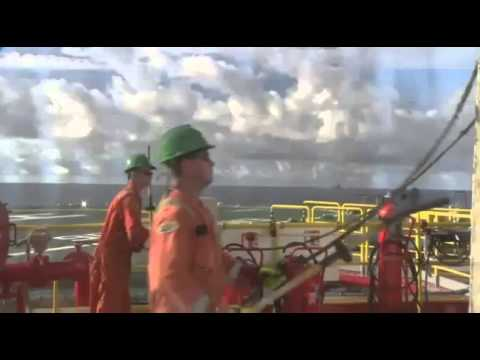 Drilling: A day in the life