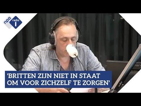 'Britten kunnen niet meer voor zichzelf zorgen'   NPO Radio 1