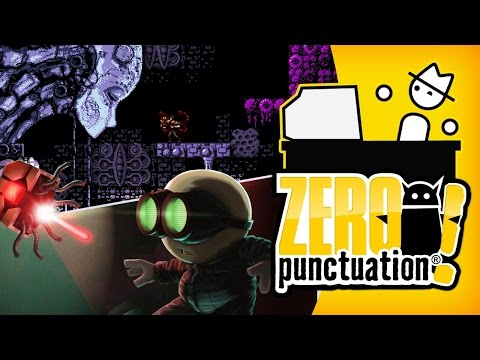 Axiom Verge & Stealth Inc 2 (Zero Punctuation)