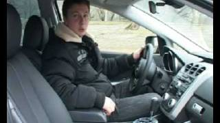 Mazda CX 7 Test Drive