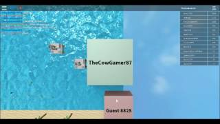 IM REALLY FAT!!!!! ROBLOX Cube Eats Cube part 2/TCG