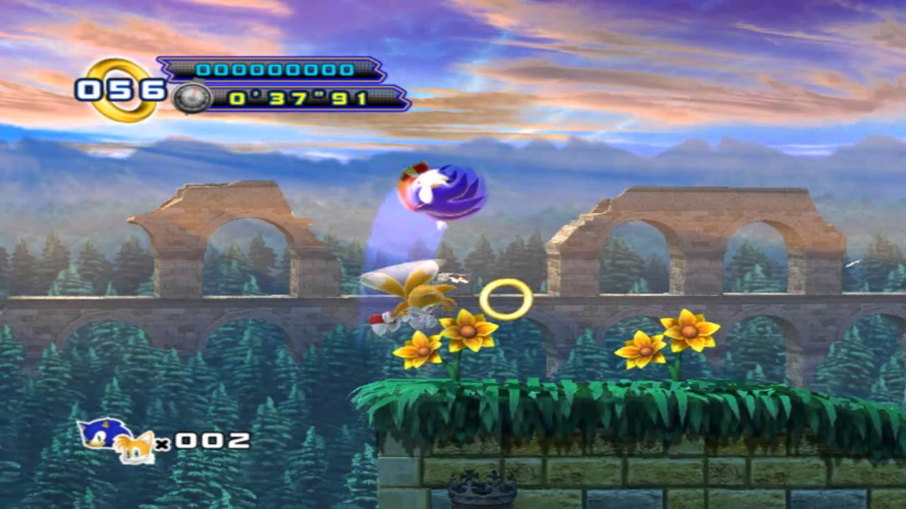 sonic the hedgehog pc download free