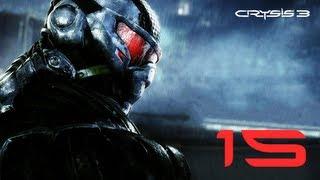 Прохождение Crysis 3  Часть 15: Миномётчики
