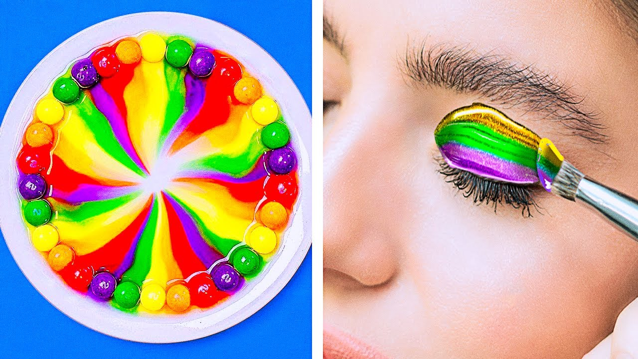35 LIFE-CHANGING BEAUTY CRAFTS