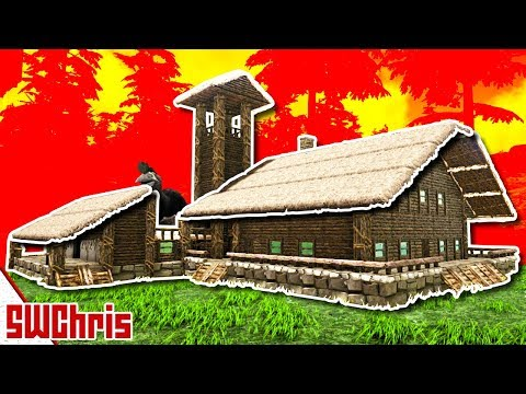 ARK Community Center for Newbies! Howto Tutorial :: No Mods :: ARK Building Guide for PC Xbox & PS4