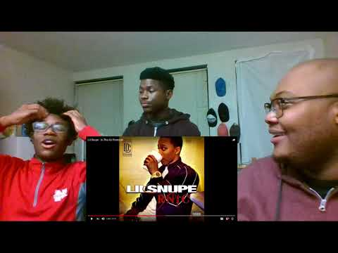 Lil Snupe - In Tha  Air Freestyle (Reaction)