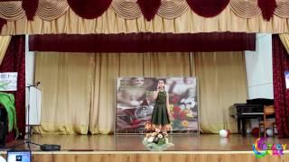 """Анастасия Барбэ конкурс """"Вера, Надежда,Любовь"""" - Виктория-72"""