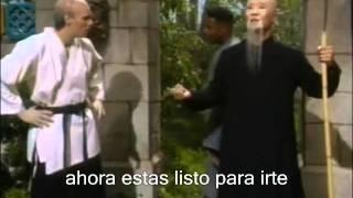 Jim Carrey Kung Fu Master subtitulos español