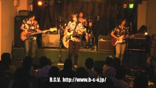 B.C.V.ライブ 2011/08/14 Live@BlueJay(横浜:戸部) http://www.b-c-v.jp/