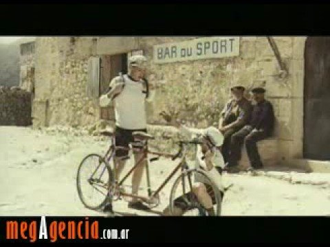 Publicidad Stella Artois - Ciclista