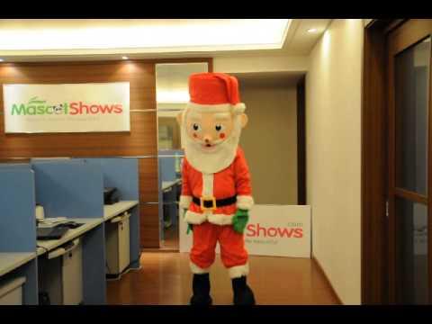 Santa Claus mascot costume -- Mascotshows.com