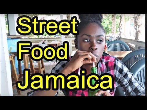 Jamaican Street Food, Rasta Pattys, Fish Market & Jerked Chicken in Jamaica