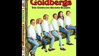 The Goldbergs: The Complete Second Season DVD Unboxing
