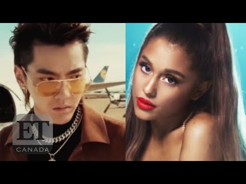 Kris Wu's Sales Questioned By Ariana Grande Fans Mp3