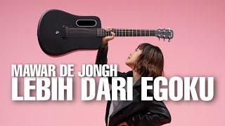 Gambar cover LEBIH DARI EGOKU MAWAR DE JONGH | TAMI AULIA COVER