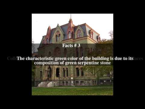College Hall (University of Pennsylvania) Top # 7 Facts
