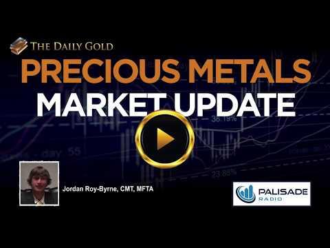 Precious Metals Video Update: Downside Break Coming in Gold & Gold Stocks