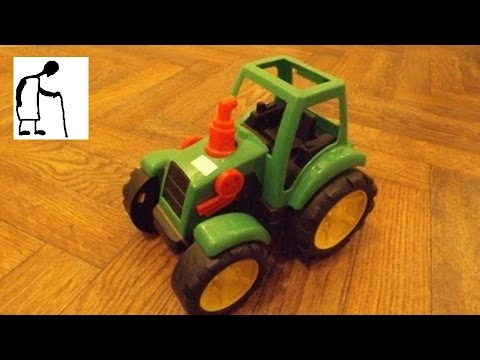 Charity Shop Gold or Garbage #24 cheap tractor to rubber band power