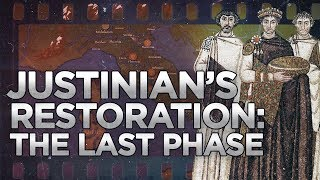 Justinian's Restoration: Battles of Taginae (552) and Volturnus (554) DOCUMENTARY