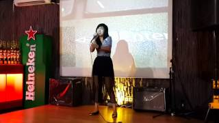 你把我灌醉 cover - Christina Chandra by G.E.M _ INTOXICATED